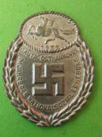 NAZISMO Spilla Da Giacca Gau Ost-Hannover, 1933 - Germany
