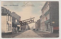 Theux (Rue Hovémont 1905 - Color) - Theux