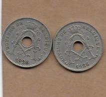 2 X 10 Centimes 1926 FR  Et 1926/5 FR - 1909-1934: Albert I