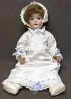 Giocattoli - Bambole Antiche - Bambola D'epoca Marca GCF - Primo Novecento - Altre Collezioni