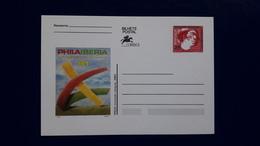 ENTIER POSTAL 1991 PHILAIBERIA - Ganzsachen