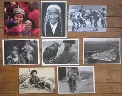 Lot De 8 Cartes Postales / ASIE / MONGOLIE - Mongolie