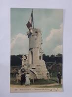 76 - Seine Maritime - Carte Couleur De Moulineaux - Monument De La Défense ... Lot1 . - Autres Communes