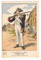 Uniforme 1er Empire.Infanterie De Ligne 1806. Voltigeur. L.Lapeyre. (3) - Uniforms