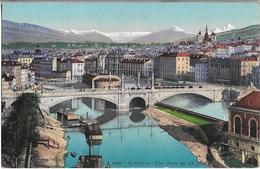 CPA - GENÈVE - Vue Prise De Saint Jean - GE Genève