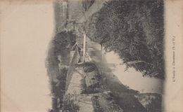 Chevreuse : L'Yvette à Chevreuse - Chevreuse