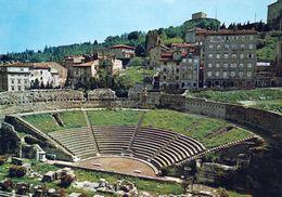 1 AK Italien * Das Römische Theater In Der Stadt Triest * - Trieste (Triest)