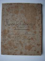 CARTE TOPOGRAPHIQUE - 88 - NEUFCHATEAU OUEST ET SO - MILITARIA - D'UN MILITAIRE LIEUTENANT DU 156 RI - Cartes Topographiques