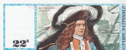 Loterie Nationale 1964 - 22 ème Tr.- Entier De 26 F.- Corsaire Jean Bart Groupe 5 - Billets De Loterie