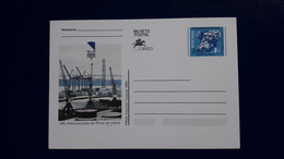 ENTIER POSTAL 1992 Port De Lisbonne - Ganzsachen