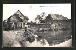 CPA Voves, Vue De Beauce - France