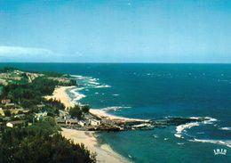 1 AK Insel Reunion * La Plage De BOUCAN CANOT * Insel Im Indischen Ozean * IRIS Karte - Nummer 7584 - Réunion