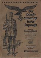 MANUEL INSTRUCTION ARMEE AIR ALLEMANDE LUFTWAFFE DIENST UNTERRICHT  1942 - 1939-45