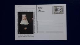 ENTIER POSTAL 1993 Maria Clara Do MENINO - Ganzsachen
