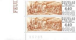 FRANCE 1994  N°2896** Nicolas Poussin LA PAIRE BDF - France