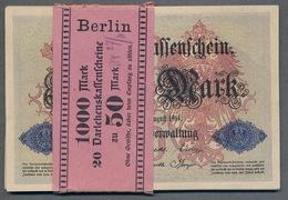 Pick49b - 50 Mark 1914  Ro 50b   ** AUNC+ ** - 1871-1918: Deutsches Kaiserreich