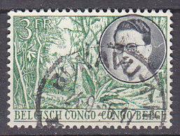 A0251 - CONGO BELGE Yv N°330 SERIE COURANTE - Congo Belge