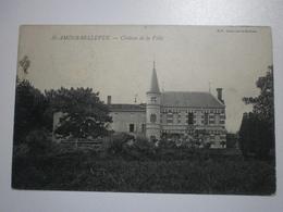 71 Saint Amour Bellevue, Chateau De La Ville (7678) - Altri Comuni