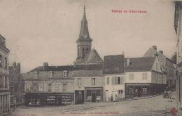 Chevreuse : Vallée De Chevreuse - Chevreuse - La Place Des Halles - Chevreuse