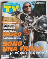 VASCO ROSSI -SORRISI E CANZONI -   N. 39   SETTEMBRE  2009 (40119) - Fotografia
