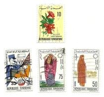 Tunisia - Anni Diversi - Costumi - Costumi