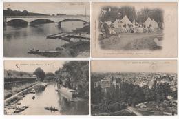 LD78 / Lot D'environ 845 Cpa,cpsm Et Cpm Des YVELINES  ( Voir Déscriptif) - Cartes Postales