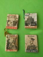 NAZISMO  4 Libretti Con Immagini Propaganda - Germania