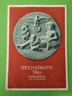 NAZISMO  Cartolina Postale Propaganda Norimberga Settembre 1939 - Germania