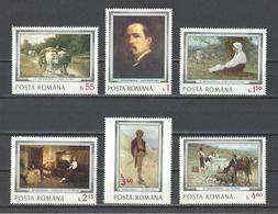 ROUMANIE. YT  N° 3014/3019  Neuf *  1977 - 1948-.... Republics