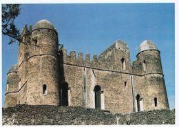 1 AK Äthiopien * Fasiledes Palace In Gonder (17. Jh.) Palast Des Kaisers Fasiledes - Seit 1979 UNESCO Weltkulturerbe * - Ethiopia