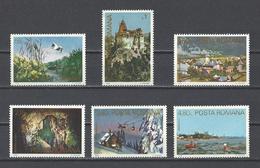 ROUMANIE. YT  N° 3103/3108  Neuf *  1978 - 1948-.... Republics