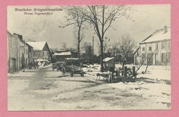 "88 - Vogesen - Vosges - Franz. Vogesendorf -  LUSSE - Feldpost "" Bay. Land. Inf. Reg. 15 "" - Guerre 14/18 - Non Classés"
