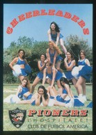 L'Hospitalet De Llobregat. *Cheerleaders. Pioners. Club Futbol Americà* Nueva. - Postales