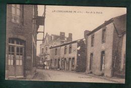 CP (49) La Chaussaire - Rue De La Mairie - France