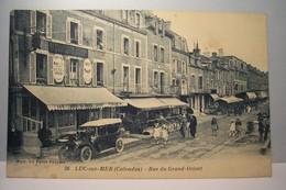 LUC-sur-MER   - Rue Du Grand-Orient - Luc Sur Mer