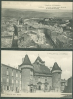 07 - Ardèche - AUBENAS Lot De 4 Cartes TBE - Aubenas