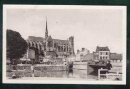 CP (80) Amiens - Cathédrale Et Pont Dodane - Amiens