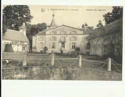 "**1 X 'sGRAVENWEZEL         .** - "" Chateau  - Het  Kattenhof   "" - Schilde"