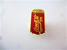 PINS COCA COLA  COKE  LA CANETTE / 33NAT - Coca-Cola