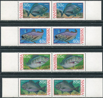 Namibia 1994. Michel #764/67 MNH/Luxe. Fishes. (Ts05) - Namibie (1990- ...)