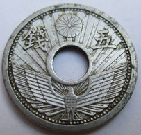GIAPPONE 5 SEN 1934  Y# 53 - Syrie