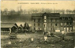 Ste-AUSTREBERTHE - Usine ROY - Horlogerie, Machines Agricoles - France