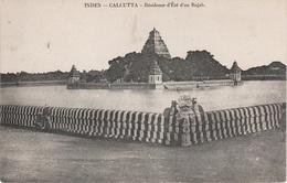 AK Calcutta Kalkutta Kolkata কলকাতা Residence Été D'un Rajah Bengalen Bengale Bengal India Indie Indien Asia Asie Asien - India