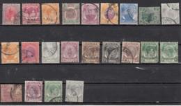 Malaya  Malaisie Lot De 22 Timbres - Grande-Bretagne (ex-colonies & Protectorats)