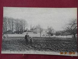 CPA - Vandeuil - Le Château Et Le Parc - Autres Communes