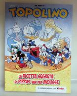 TOPOLINO LA RICETTA SEGRETA DI PIPPUS VAN DER MOUSSE KINDER MERENDINE - Cartoni Animati