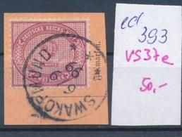 DOA Nr.  V37 E    (ed 393   ) Siehe Scan - Colony: German East Africa
