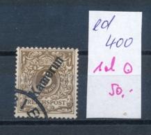Kamerun   Nr.  1 D  O    (ed 400   ) Siehe Scan - Kolonie: Kamerun