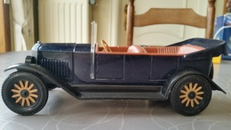 Stahlberg /Emek Volvo Jacob Roadster OV 4 1927 1/25 - Voitures, Camions, Bus