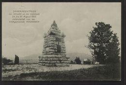 Dt. Reich - Privatganzsache / Postkarte PP 27 C 200 - Jahrhundertfeier - SST Katzbachschlachtfeld 24.8.1913 - Deutschland